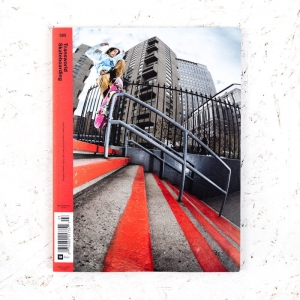 TRANSWORLD SKATEBOARDING MAGAZINE MAR-APR 2017