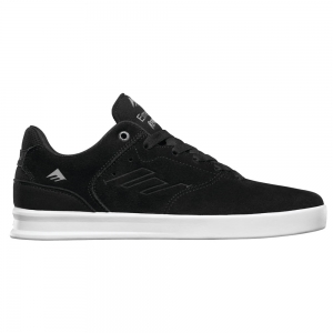 EMERICA THE REYNOLDS LOW BLACK/SILVER